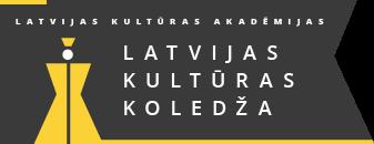 Latvijas Kultūras koledžas e-studijas